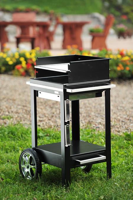 Zdjęcie reklamowe - grill ogrodowy