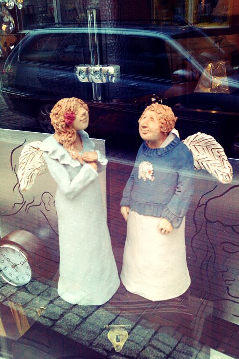 Uwięzione Anioły
