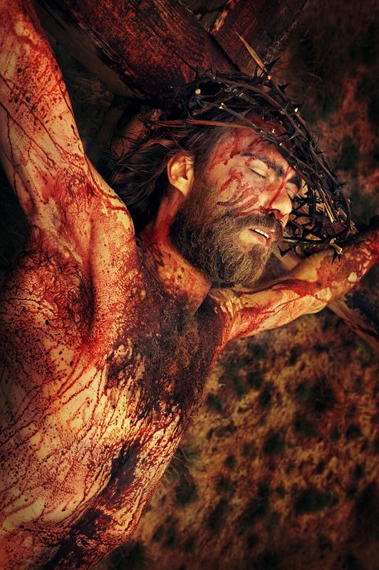 Stacja XII - Śmierć Jezusa na krzyżu