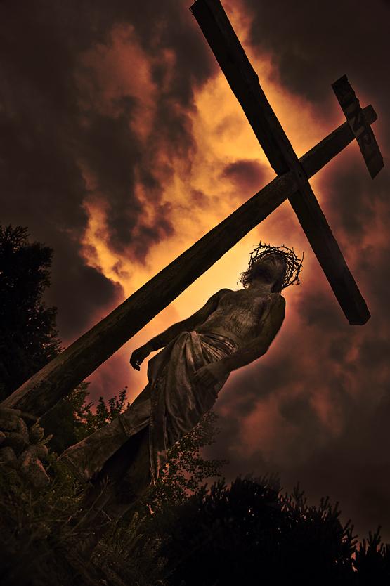 Stacja XV - Jezus zmartwychwstały