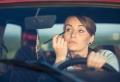 Kobieta za kierownicą :-)