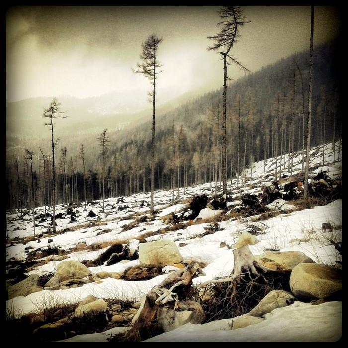 Huragan nad Tatrami