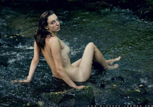 Art nude photo