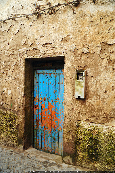 Tunezja, drzwi
