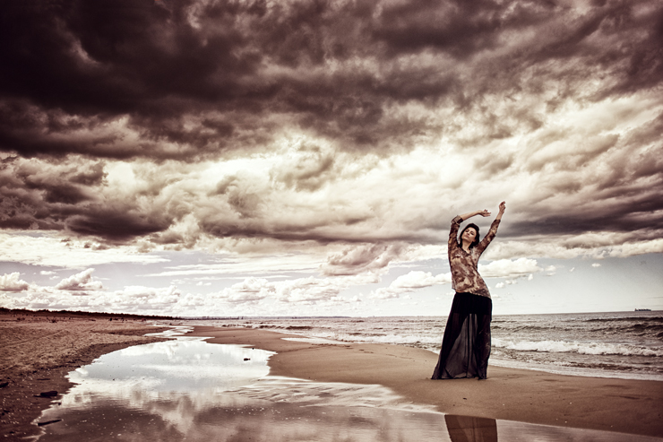 Taniec z wiatrem