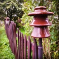 Artistic fence