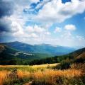 Bieszczady - magic mountains