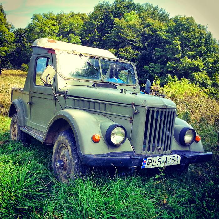 Kultowe samochody - GAZ 69