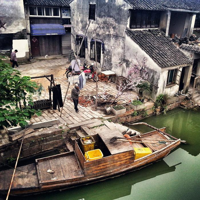 Chiny od zaplecza