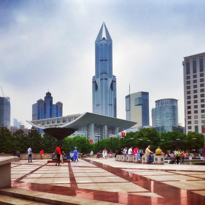 Szanghaj - Perła Wschodu