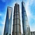 Drapacze chmur w Szanghaju