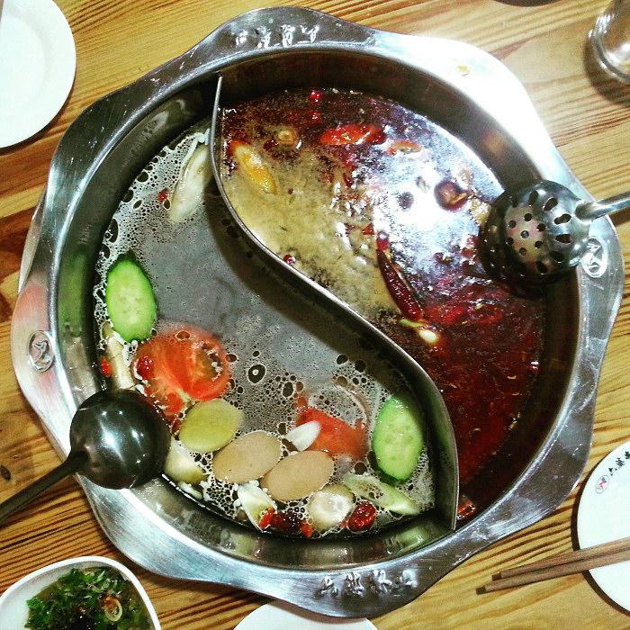 Huoguo - ognisty kociołek