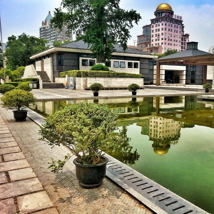 Nowoczesna architektura w Chinach